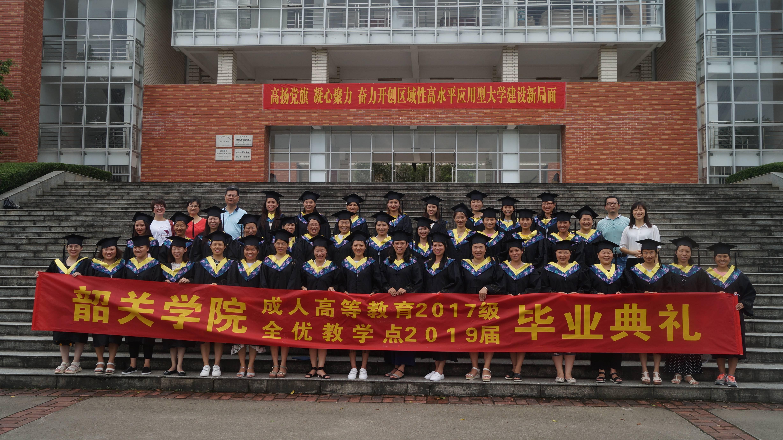 热烈庆祝学员于韶关学院毕业!